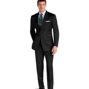 Jos A. Bank Signature Gold Collection Suit